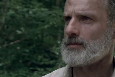 Walking Dead Rick Season 9
