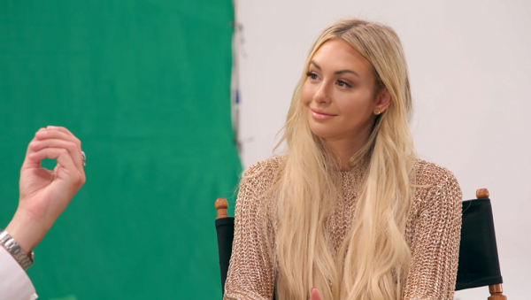 Sacha Baron Cohen Trolls 'bachelor' Star Corinne Olympios on 'who Is America?'