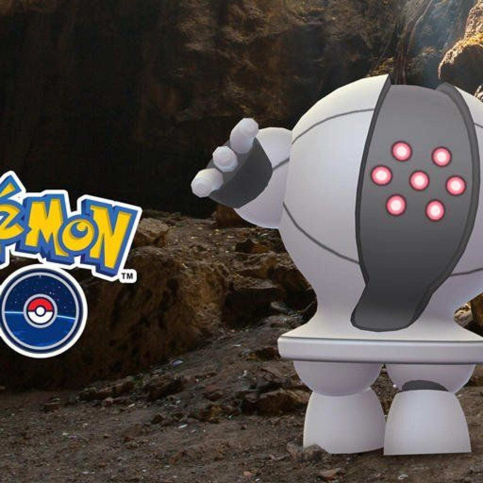 Pokémon Go' Registeel Raid Battle: Best Counters and How to