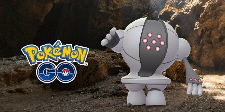 pokemon go registeel best counters how to catch