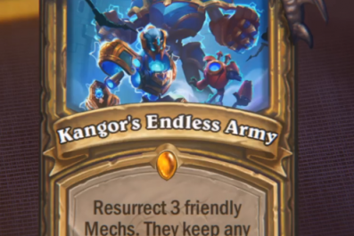 Kangor Endless Army