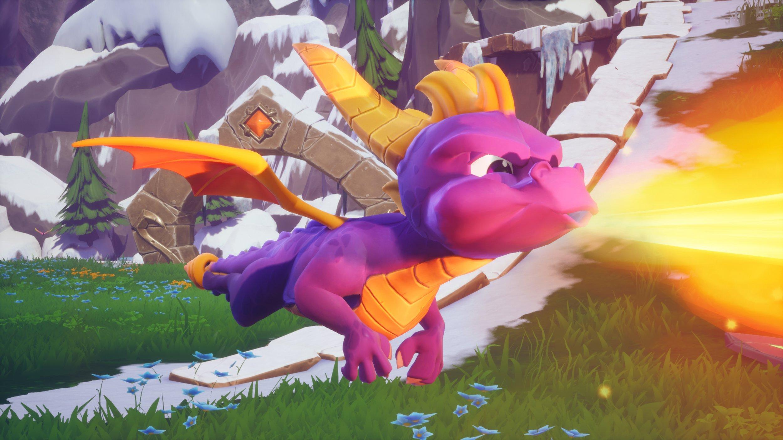 Why Spyro Reignited Trilogy Creators Kept Its Past Alive