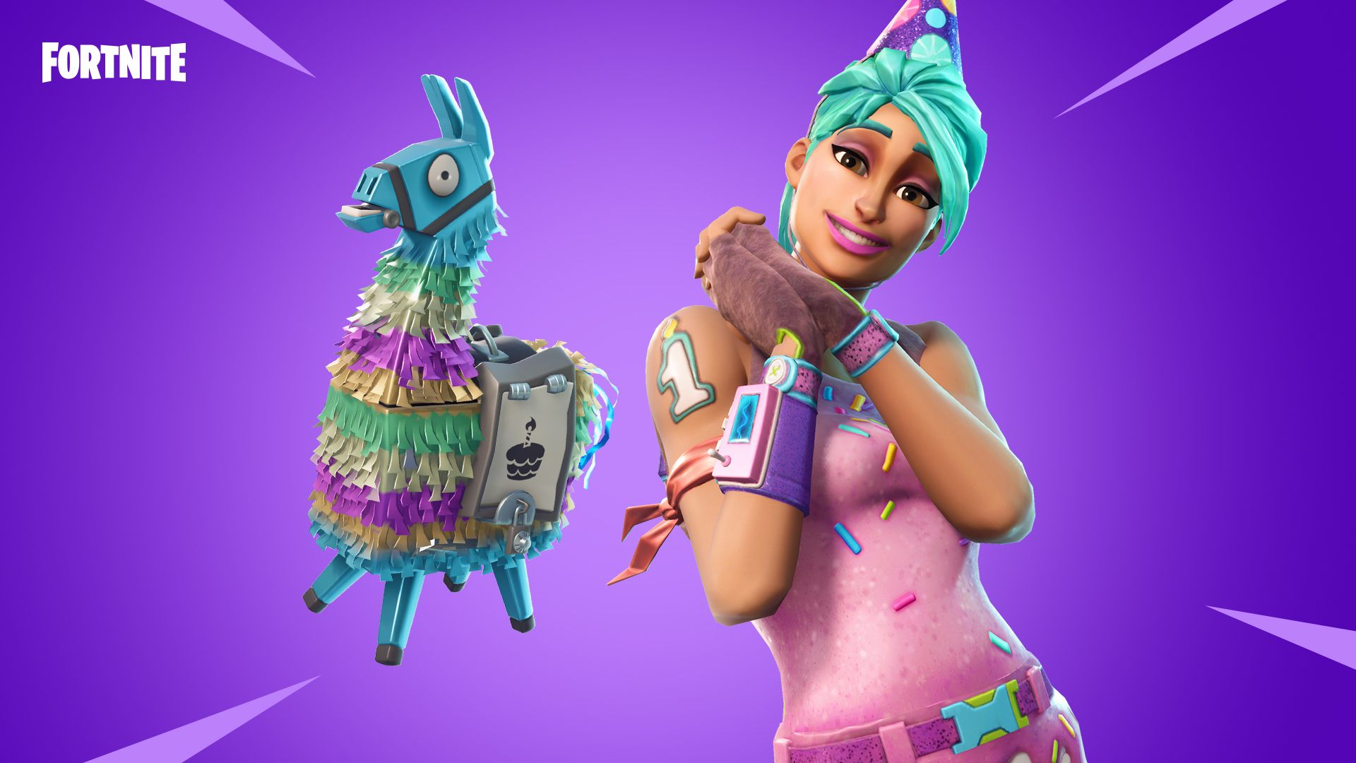 Fortnite' Update 5 1 (1 68) Adds Compact SMG & Birthday Event