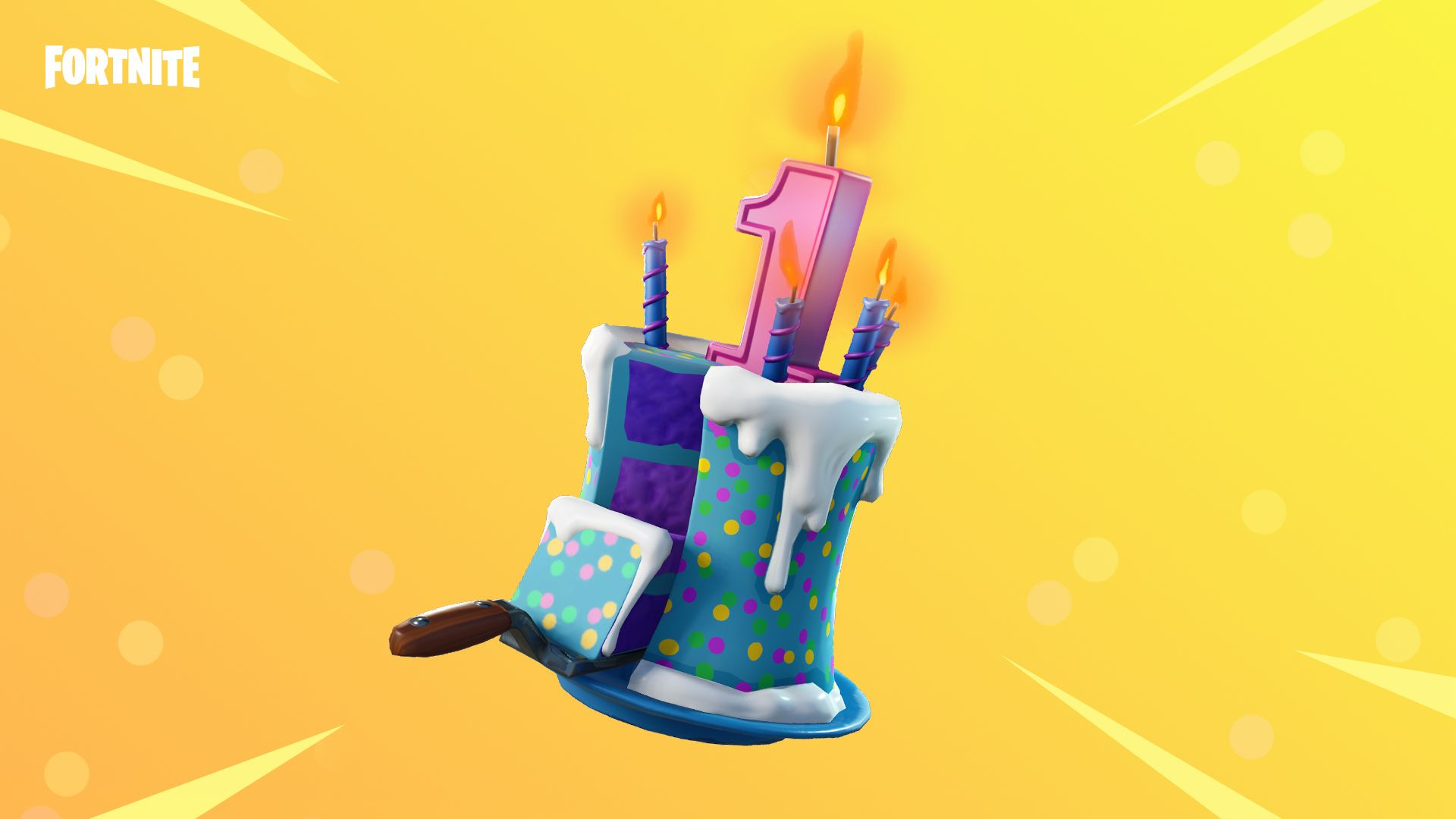 Picture Of A Small Birthday Cake