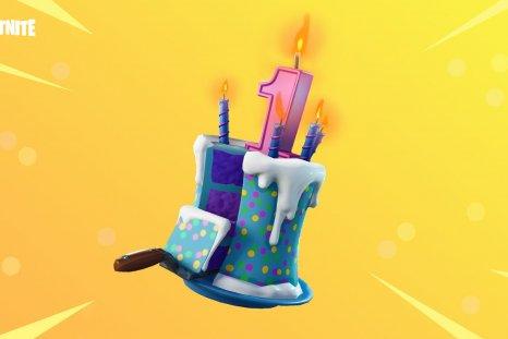 Fortnite Birthday Cake locations guide