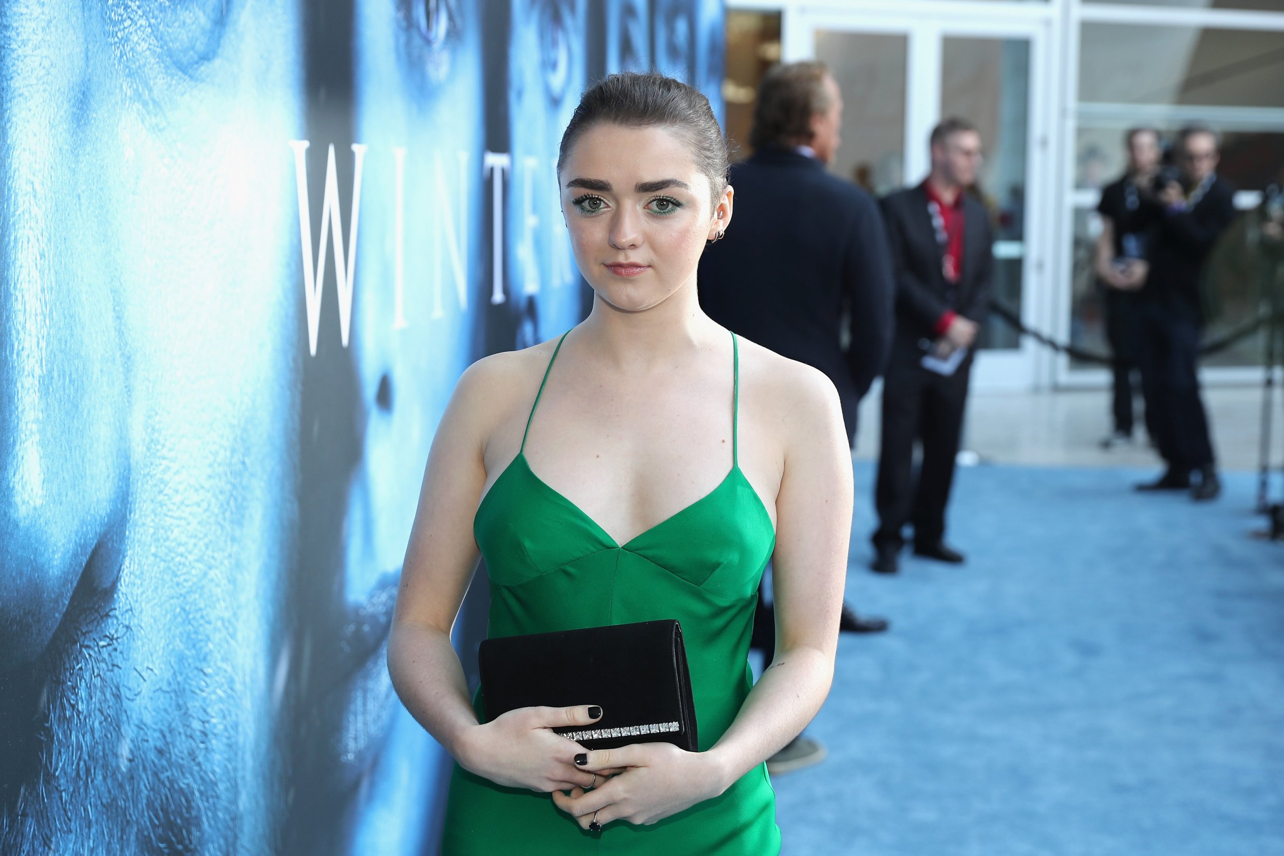 Maisie Williams Commemorates End Of Game Of Thrones With