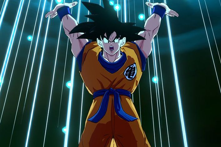 dbz_goku dragon ball fighterz
