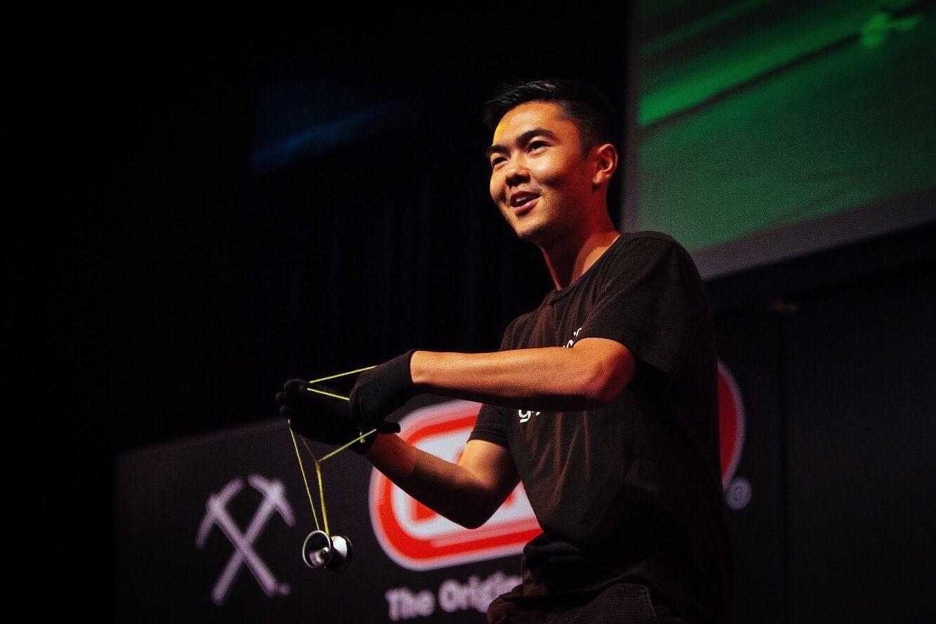 Watch Evan Nagao, 2018 World YoYo Contest Champion, Perform to 'Freebird'