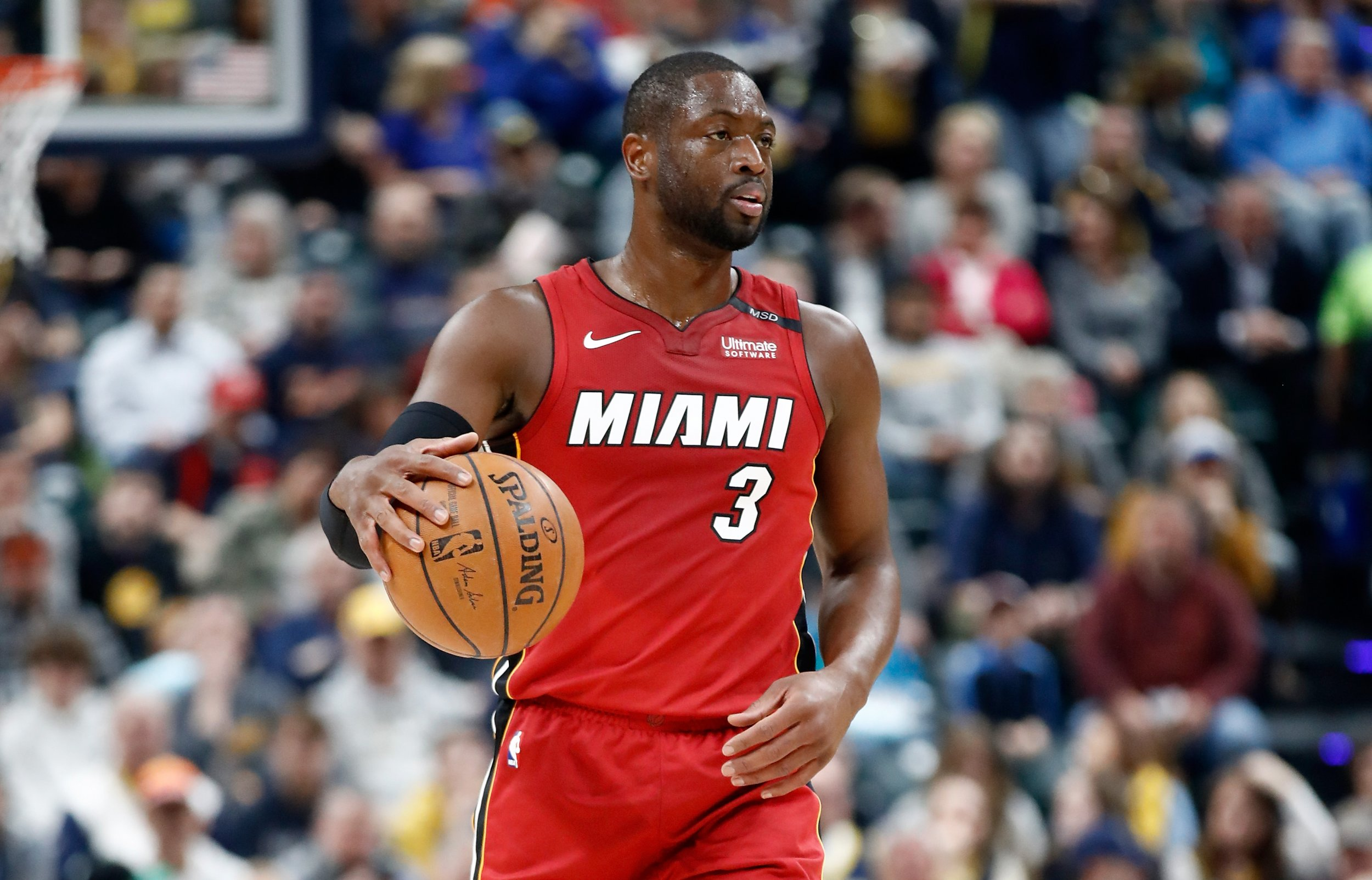 Will Dwyane Wade Go to China? NBA Star Offered Record Deal