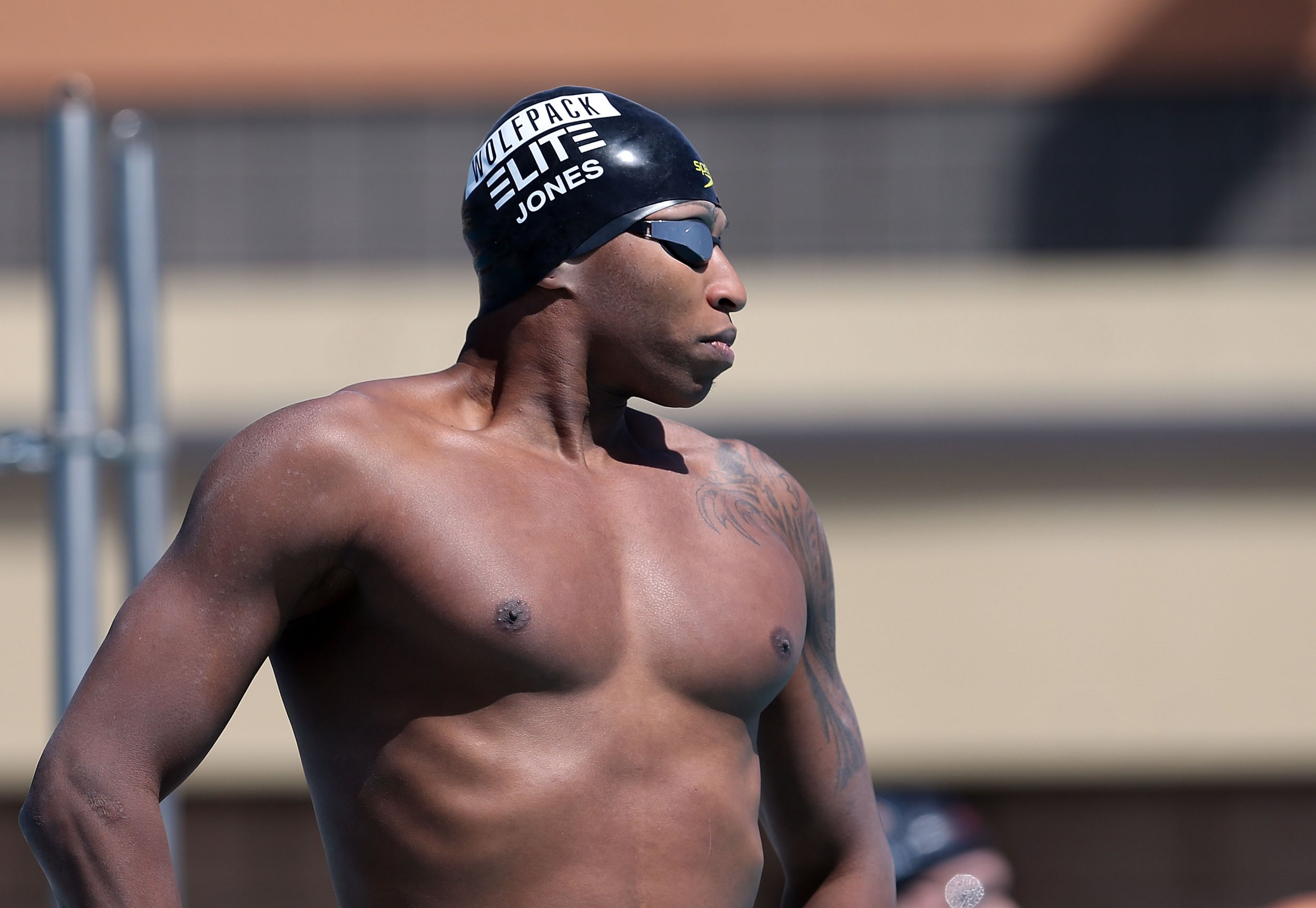 Olympian Cullen Jones Offers Swim Lessons to Defeat Stereotype 'Black People Don't Swim'