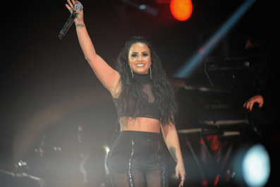 Luis Fonsi Shares Heartfelt Message For Demi Lovato Following Singer's Overdose