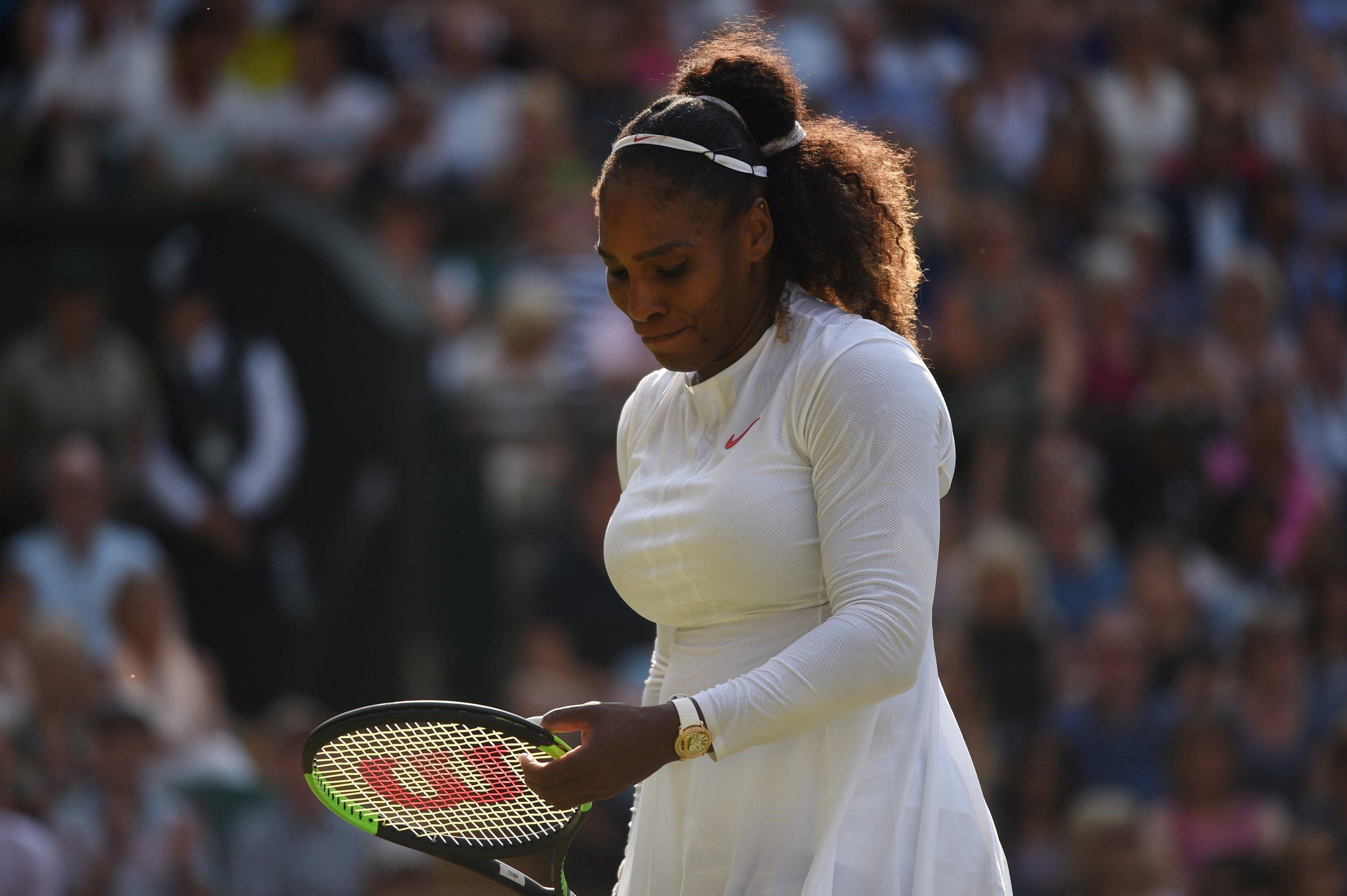 Serena Williams Drug Test Discrimination