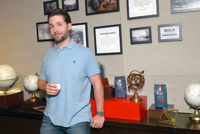 Alexis Ohanian Shares Hopes For Baby Olympia