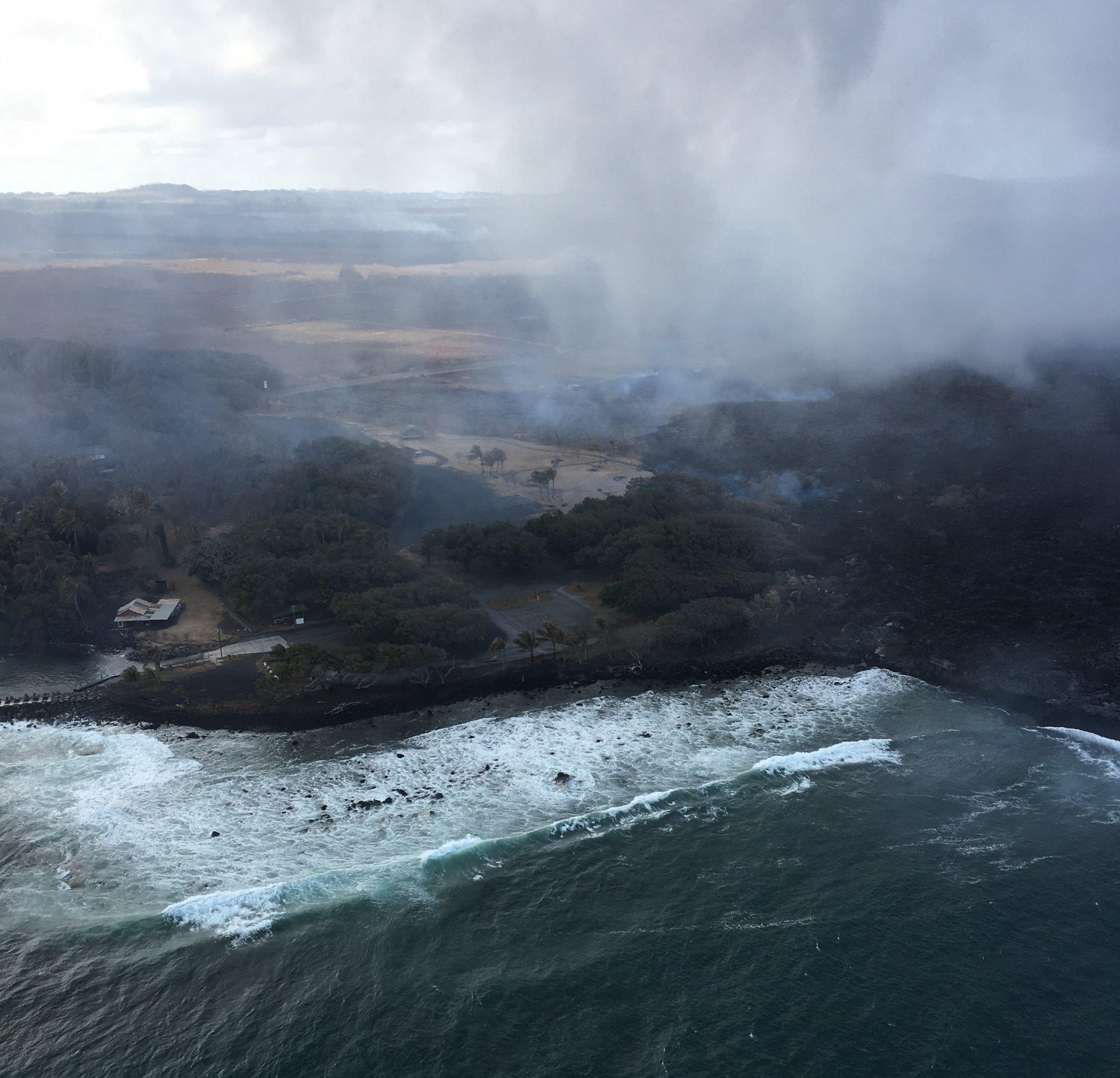 isaac hale boat ramp hawaii