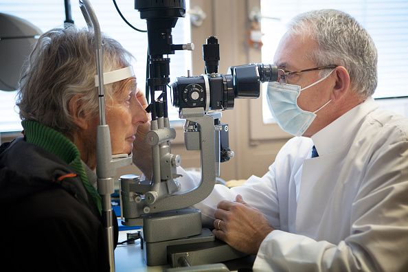 ophthalmological practice -0725