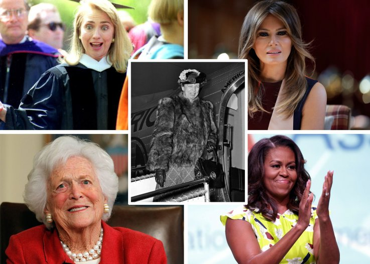Surprising Facts About the First Ladies