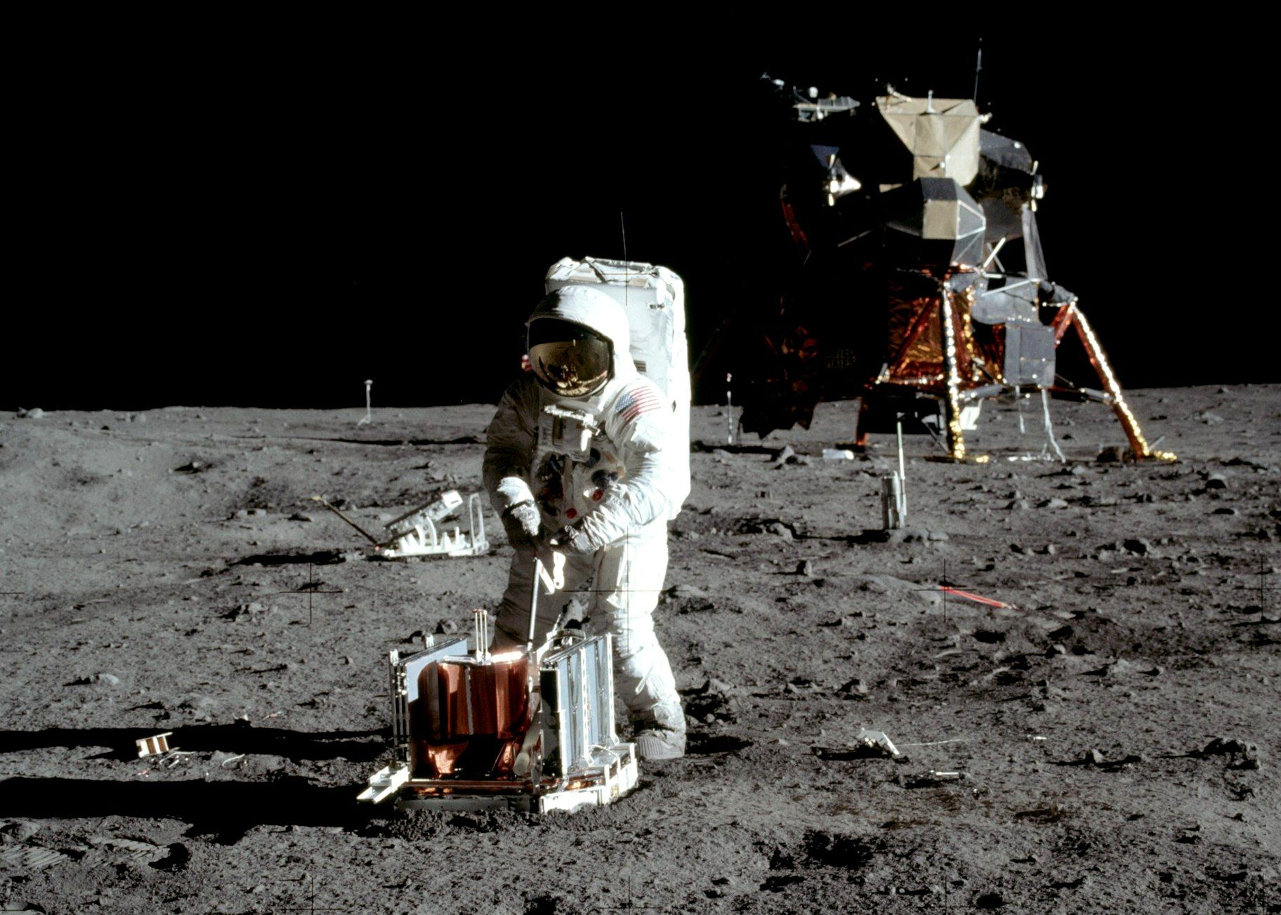 Inside Apollo 11: You Can Now Listen To Buzz Aldrin And ...