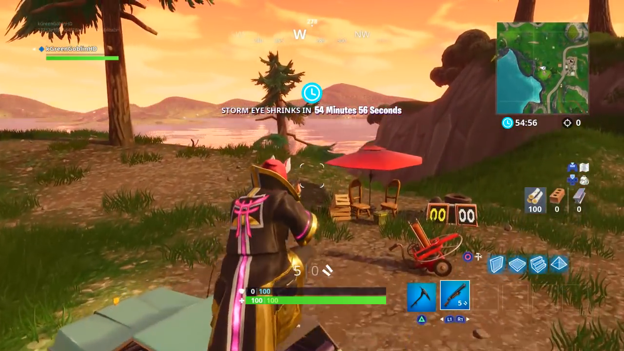 fortnite clay pigeon location flush shifty - clay fortnite map