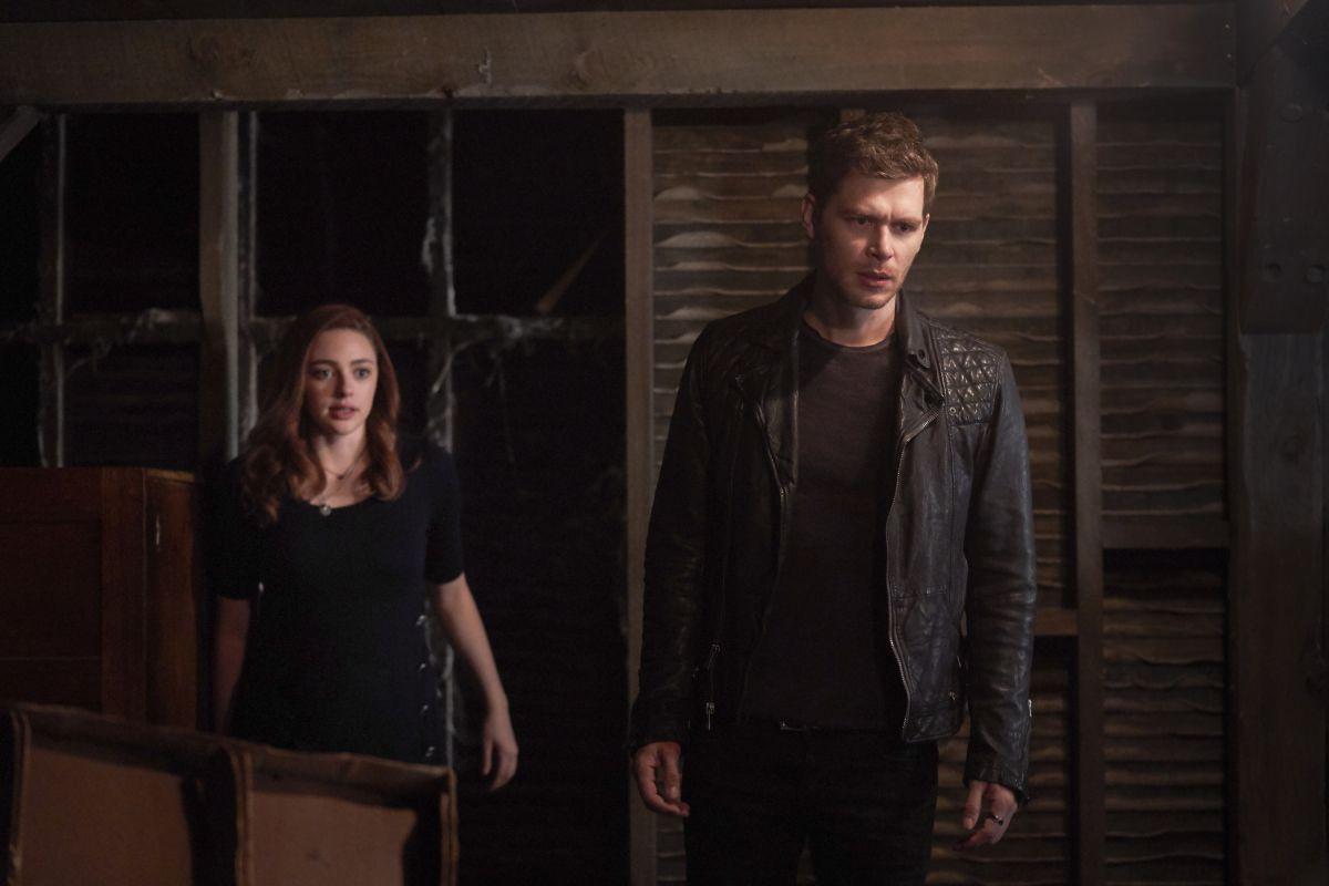 The Originals Season 5 Episode 10 Hope Klaus