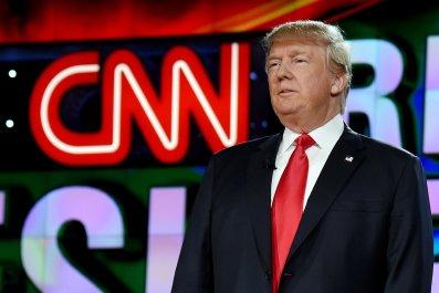 CNN, Donald Trump