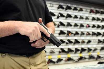 San Antonio Gun Range Employee Shoots Coworker