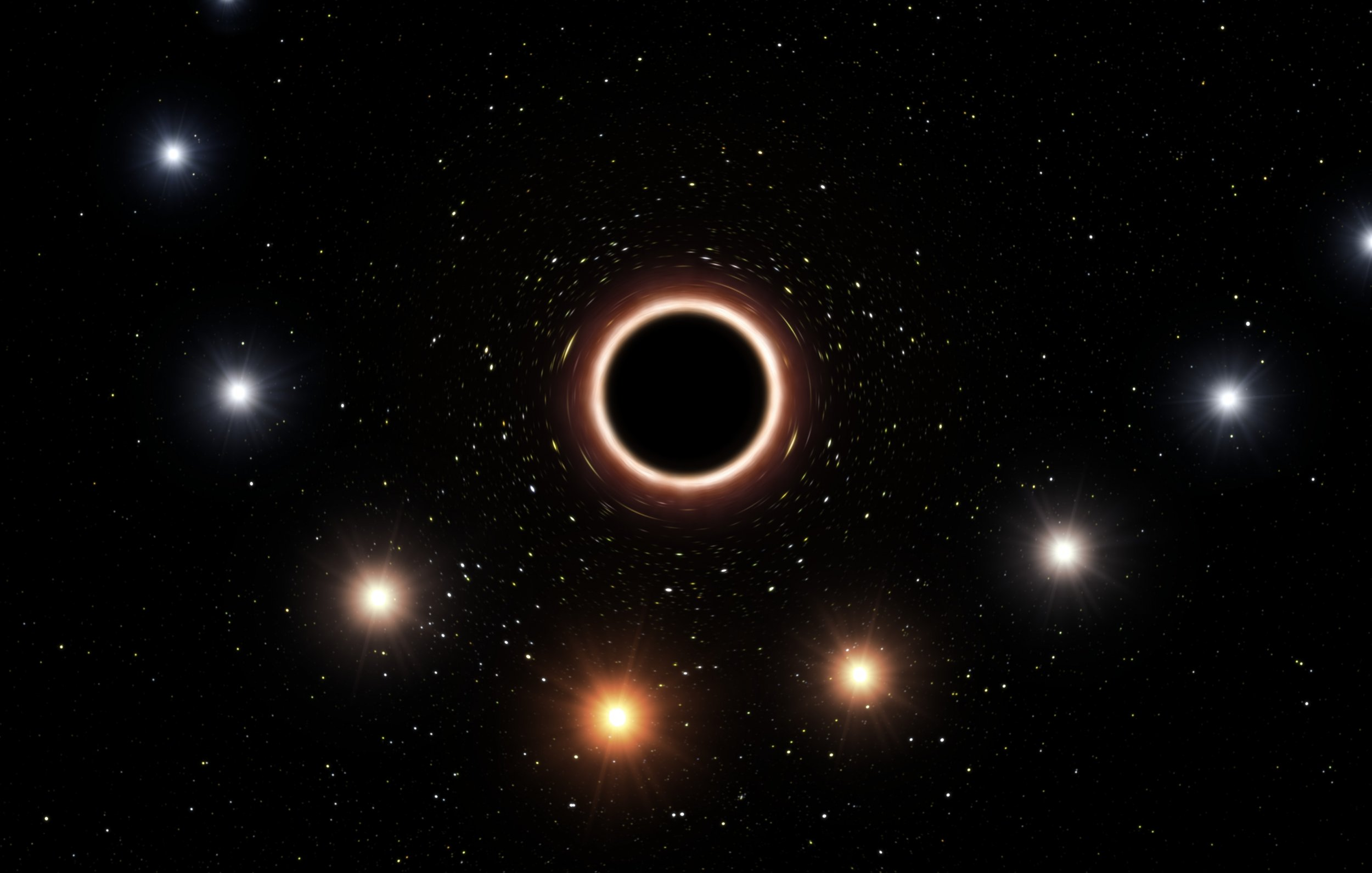 black holes and relativistic stars - photo #1