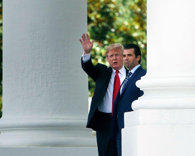 Donald Trump Jr President Trump