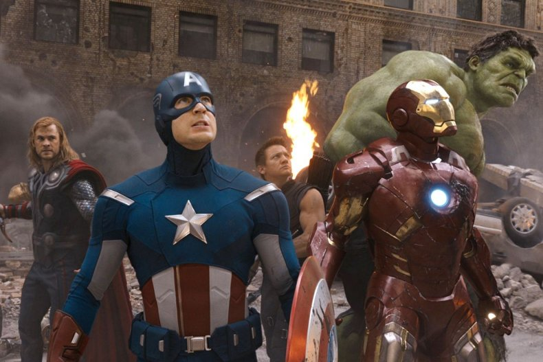 07 The Avengers