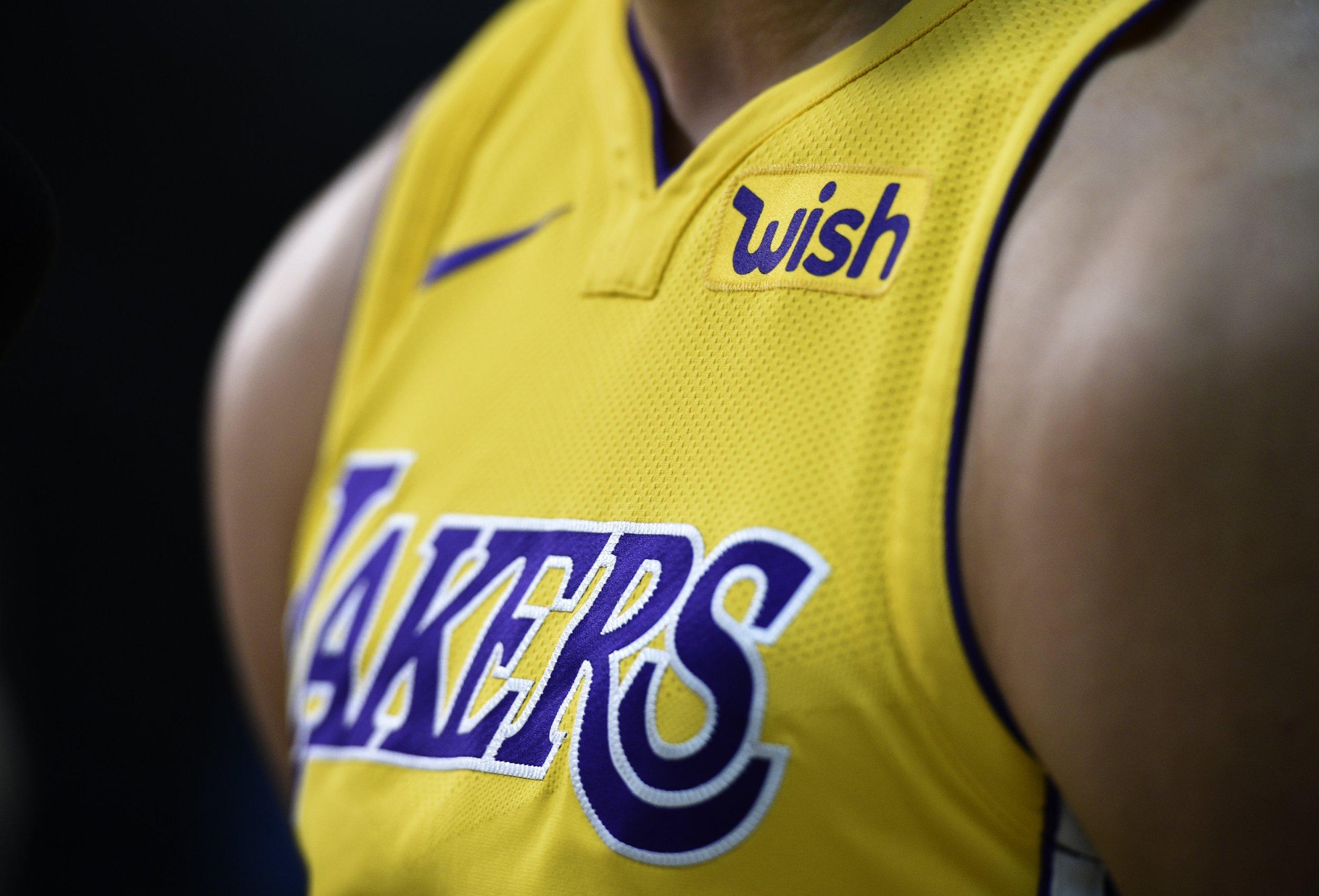e9c37de8785 Lakers Fans Launch Petition Against Color of New Jerseys