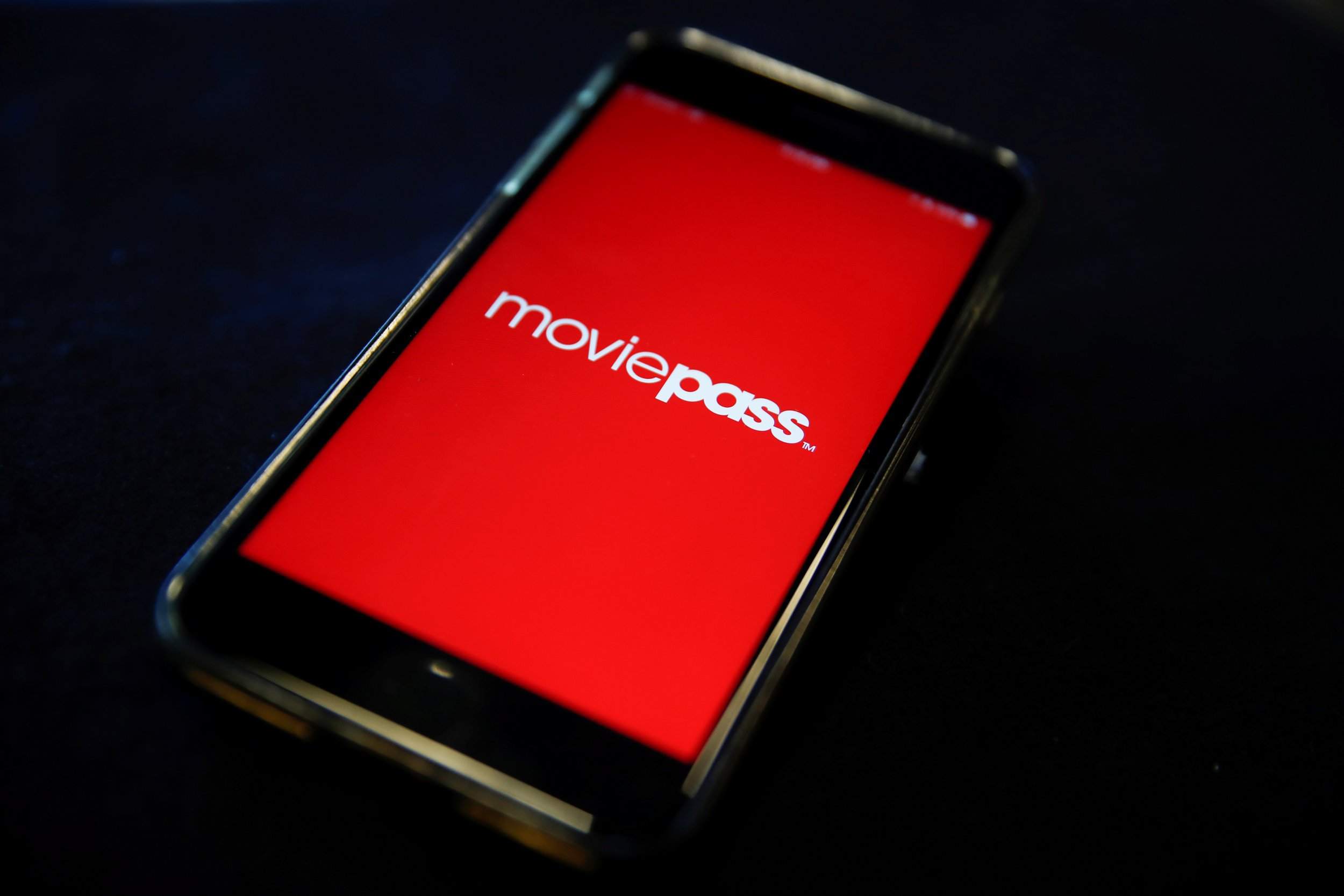 MoviePass app down