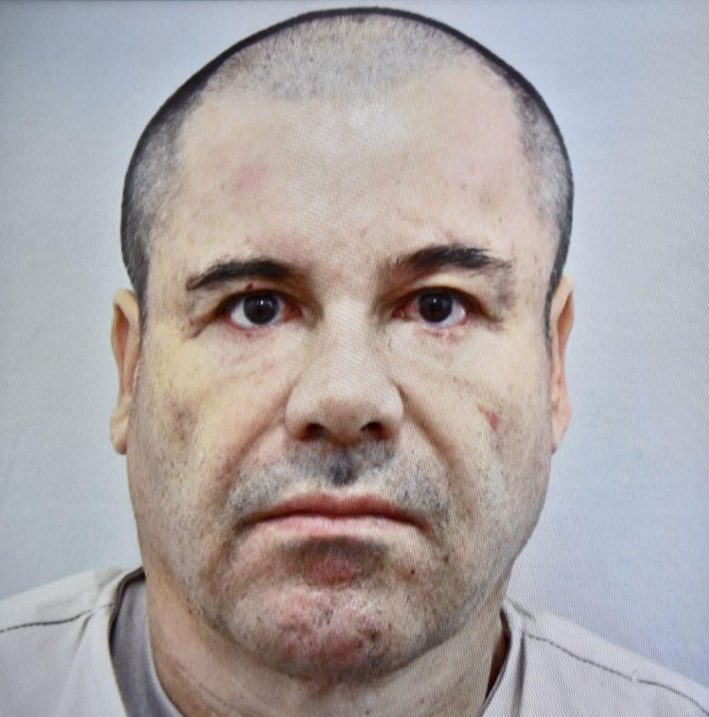 """27 Joaquín """"El Chapo"""" Guzmán"""
