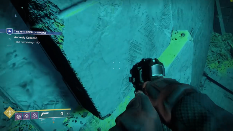 Destiny 2 grassy ledge 2