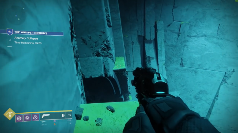 Destiny 2 grassy ledge 5