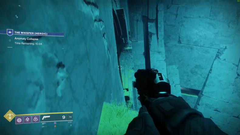 Destiny 2 grassy ledge 4