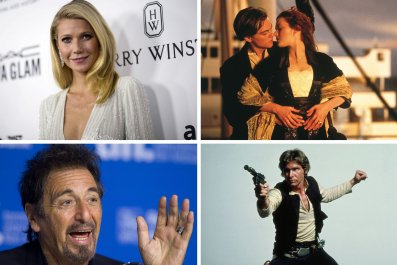 50 Celebrities Who Turned Down Iconic Roles