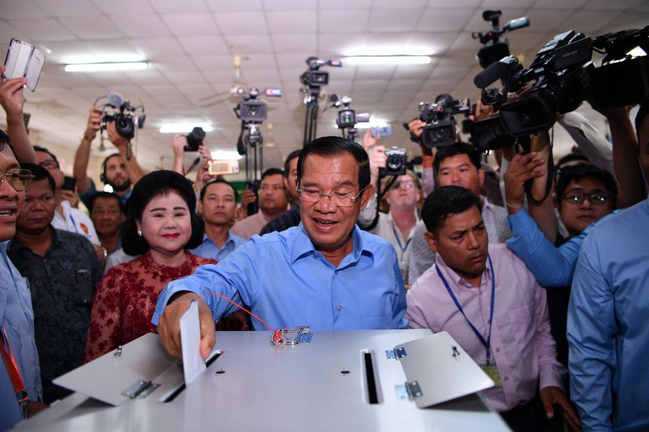 Hun Sen Cambodia