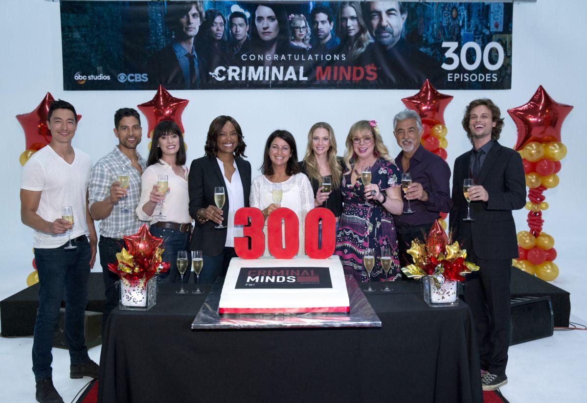 Criminal Minds 300th Episode Celebration