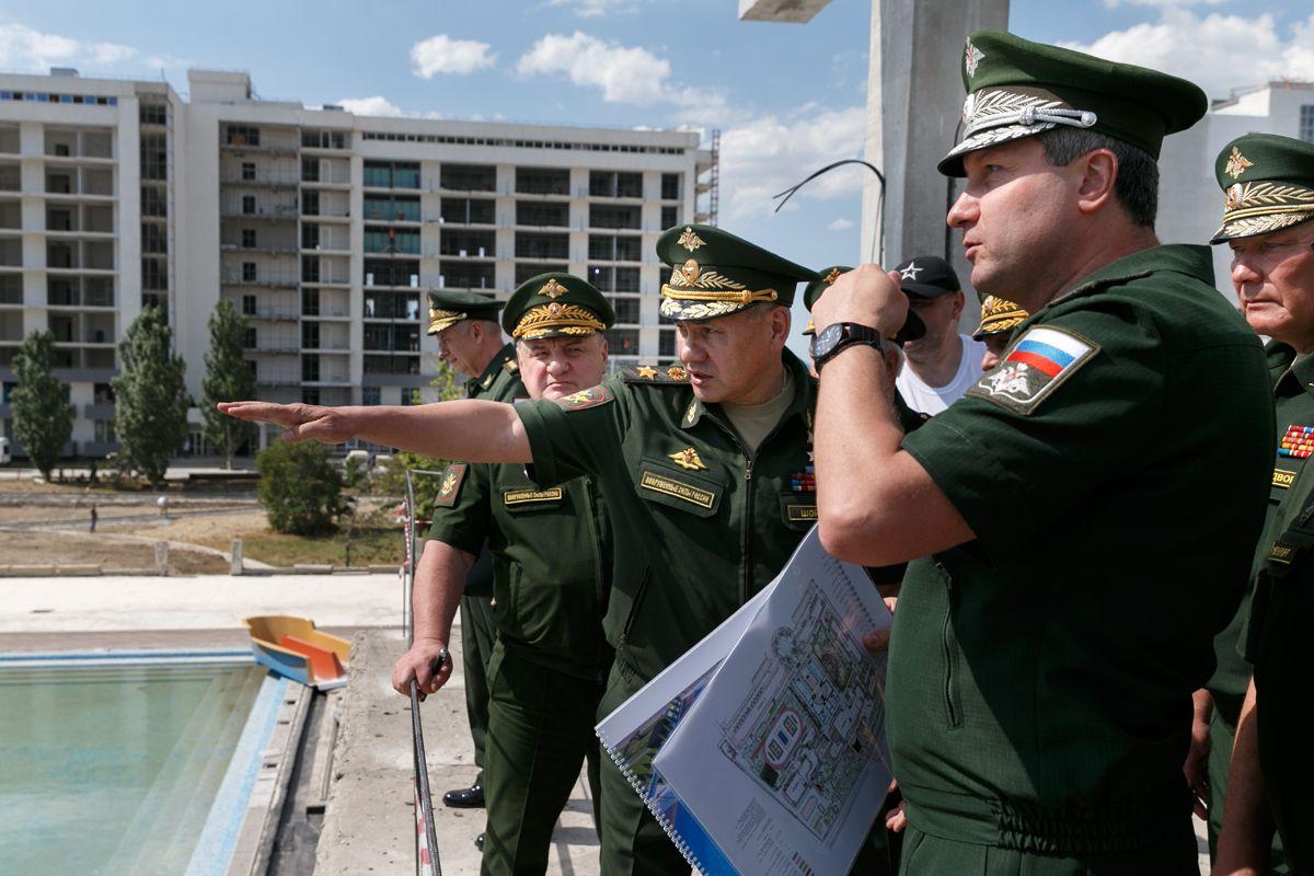 RussiaSergeiShoiguMilitaryPlans