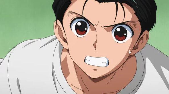 yusuke yu yu hakusho anime ova