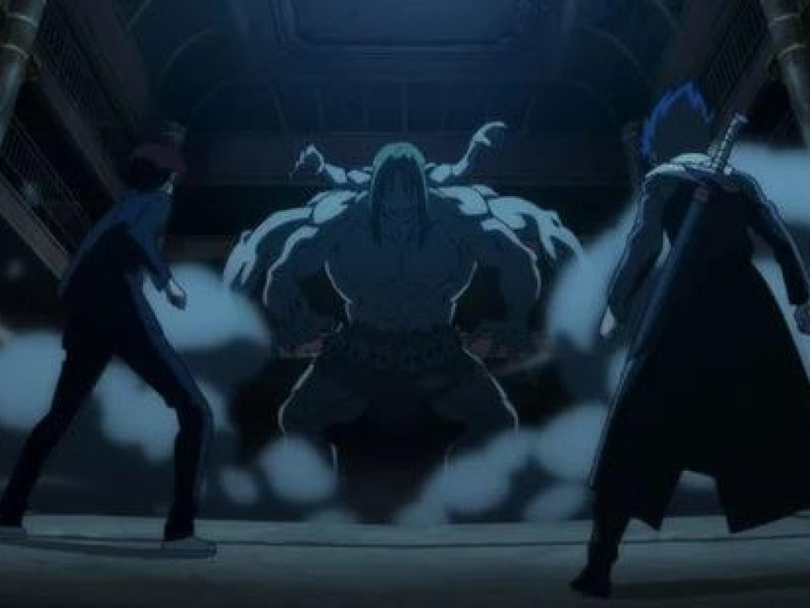 New Yu Yu Hakusho Anime Screenshots Give First Look At Yusuke