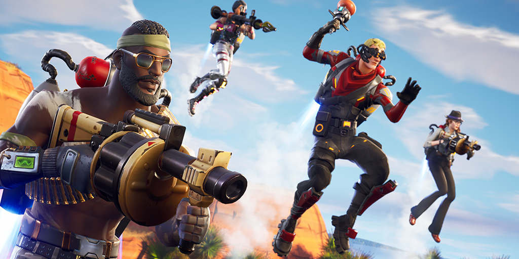 Pubg Dance Wallpaper: 'Fortnite' 5.1 (1.69) Update Adds Guided Missile & Fly