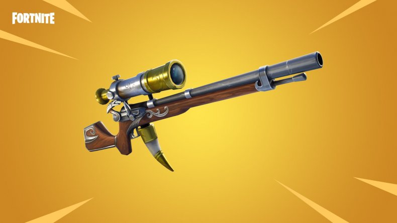 Fortnite Spyglass Sniper