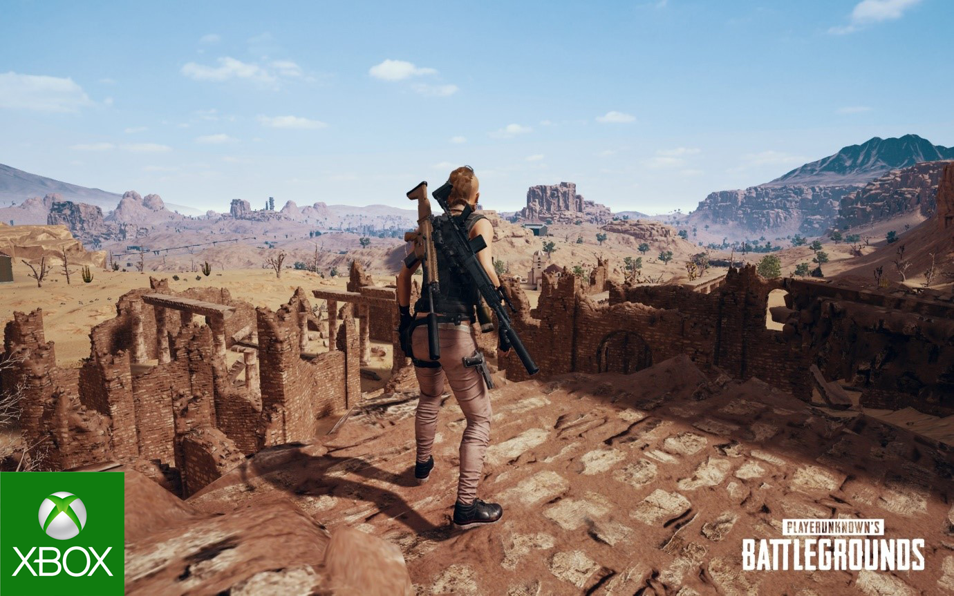 Pubg Xbox Update Adds Analog Movement Bug Fixes Patch Notes
