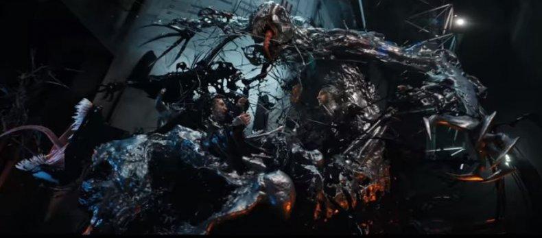 venom vs riot movie trailer