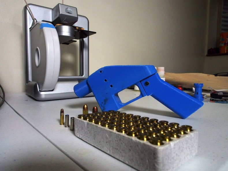 What you need to know about 3-D printed guns