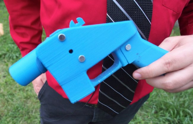 3-D Printed Guns: What You Need to Know