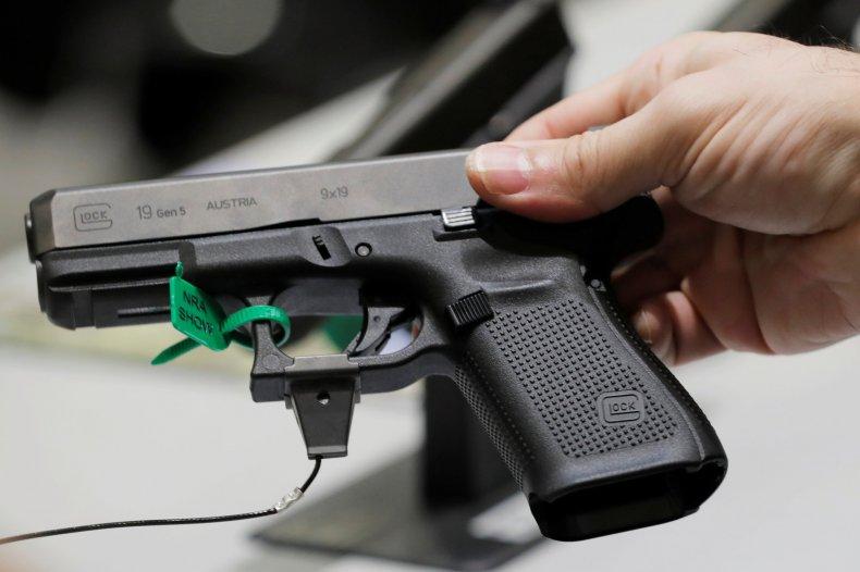 3-D Printed Guns