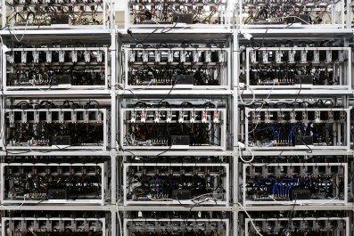 Bitcoin Mining Computer
