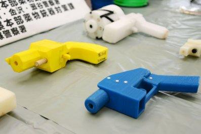 plastic guns