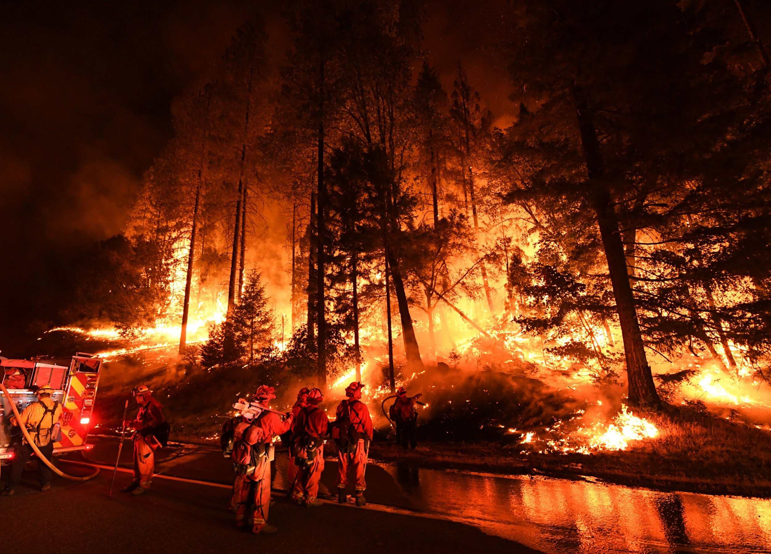 Bobcat Fire continues to grow, evacuation orders extended